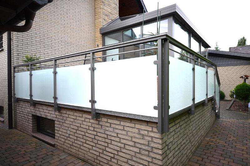 Balkone Missel Alu Und Glas