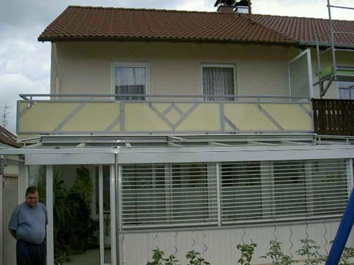 balkonkonfigurator berechnen sie online ihren preis. Black Bedroom Furniture Sets. Home Design Ideas