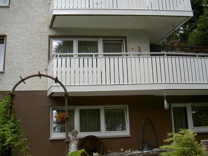 Balkonbretter Kunststoff