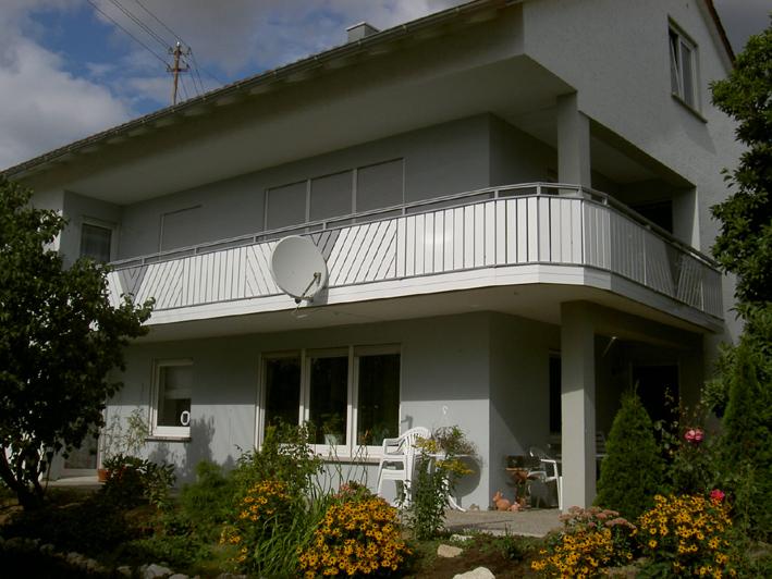 Balkonverkleidung Modell 7012